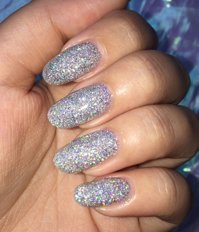 DISCO CANDY HOLOGRAM GLITTER NAIL POLISH
