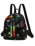 GALAXY DREAMING BACKPACK - BLACK
