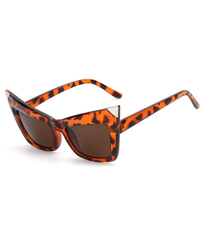 DRIVE ME WILD SHADES - TORTOISE SHELL