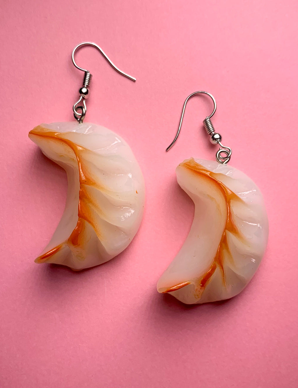 DUMPLING EARRINGS