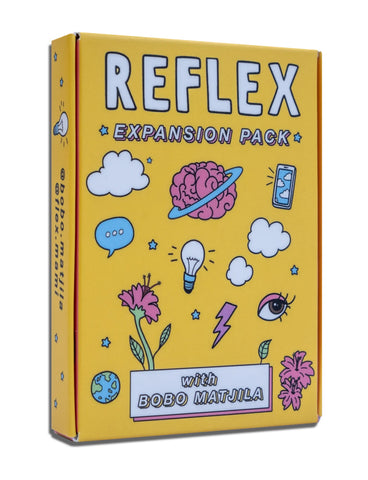 REFLEX: BOBO MATJILA EDITION CARD GAME