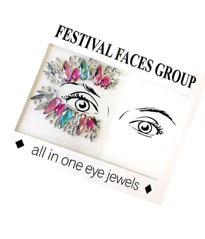 ALL IN ONE EYE JEWELS - PINK