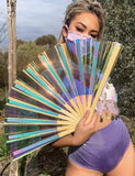 GIANT HOLO FAN