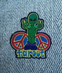 FAR OUT PATCH