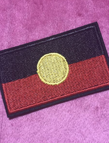 INDIGENOUS PATCH