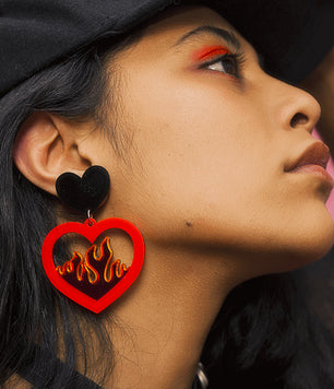 FLAMEZZ EARRINGS