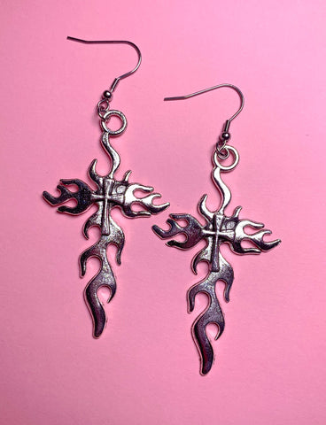 FLAME KULT EARRINGS
