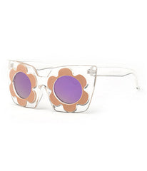 FLOWER POWER SHADES - PURPLE