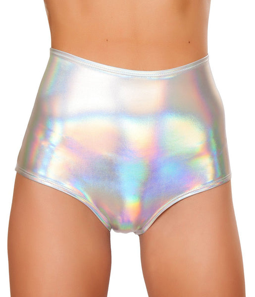 FOIL HOLOGRAM SHORTS