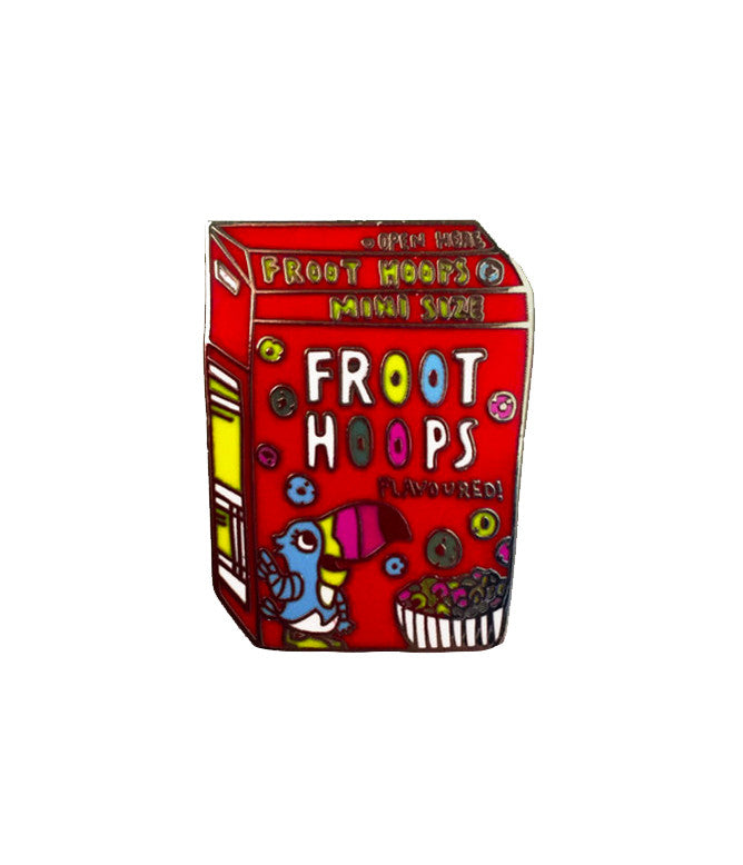FRUIT LOOPS PIN