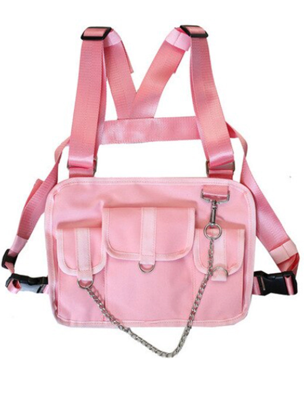 GLADIATOR CHEST RIG - PINK