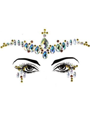 GODDESS FACE JEWELS