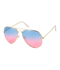 SUNSET AVIATOR SHADES