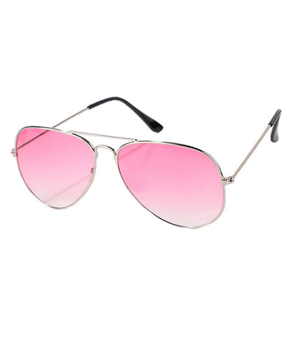 PINK HAZE AVIATOR SHADES