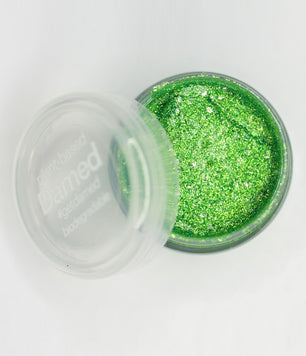 PIXIE GREEN BIODEGRADABLE GLITTER GLUE