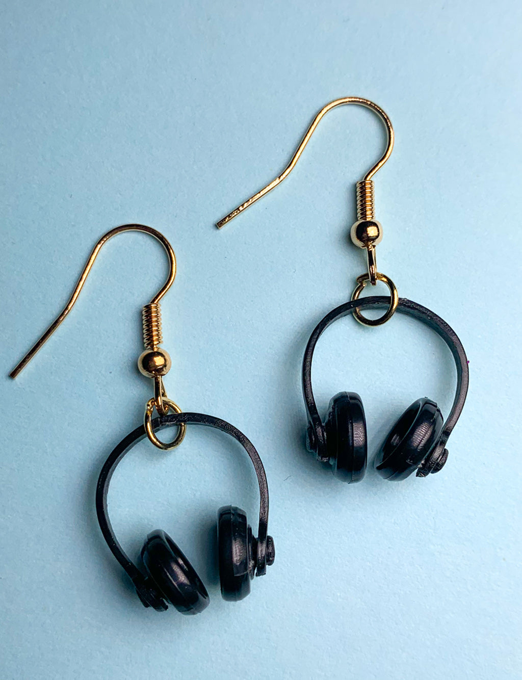 HEAD PHONE EARRINGS