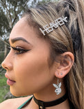 HEAVEN DIAMONTE HAIR CLIP