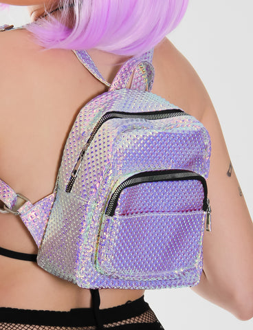 HOLO DREAMER MINI BACKPACK