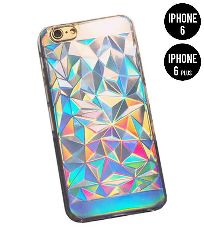 HOLOGRAM DIMENSIONS PHONE 6 / 6 PLUS CASE