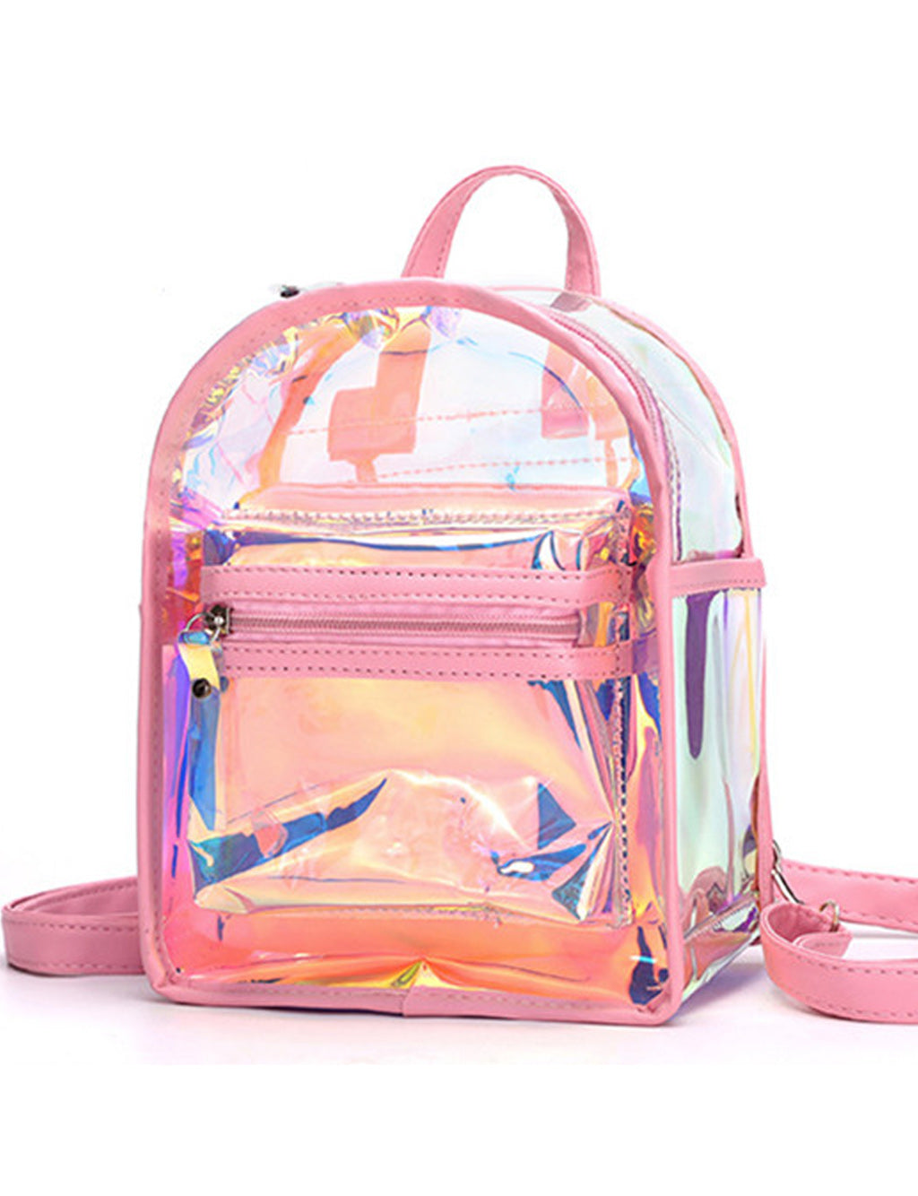 HOLO MANIA BACKPACK - PINK