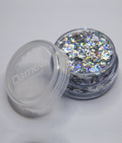 HOLOGRAM HONEY COSMETIC GLITTER GLUE