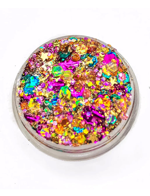 JUNKYARD JAM HAIR & FACE GLITTER GEL