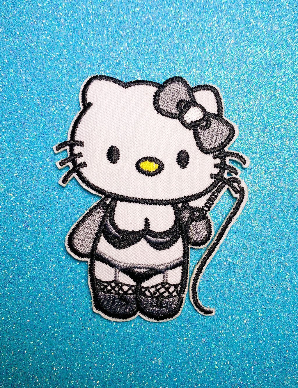 DOMINATRIX KITTY PATCH