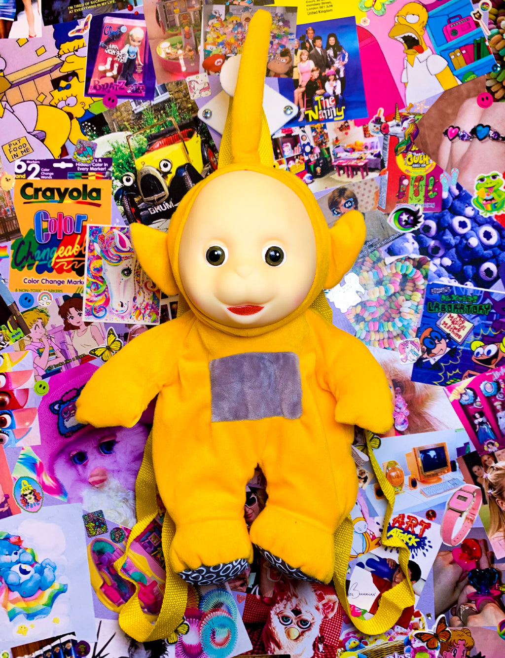 TELETUBBIES BACKPACK - LALA