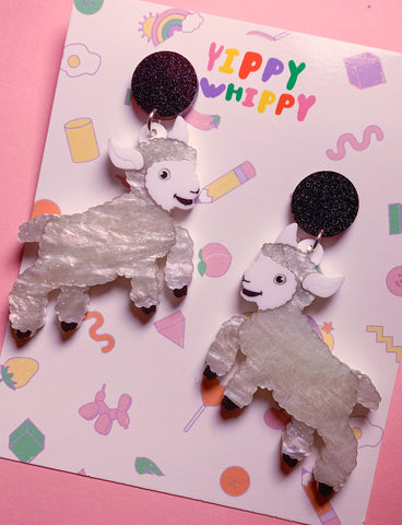 LITTLE LAMB EARRINGS