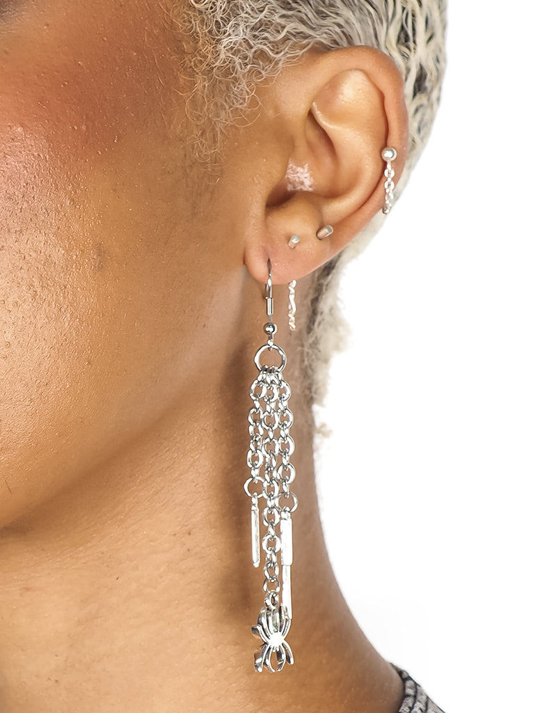 LETHAL EARRINGS