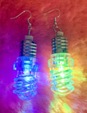 LIGHT GLOBE LIGHT UP EARRINGS