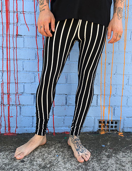 DOOF MEGGINGS - STRIPE