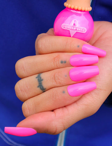 LOLLIPOP NAIL POLISH
