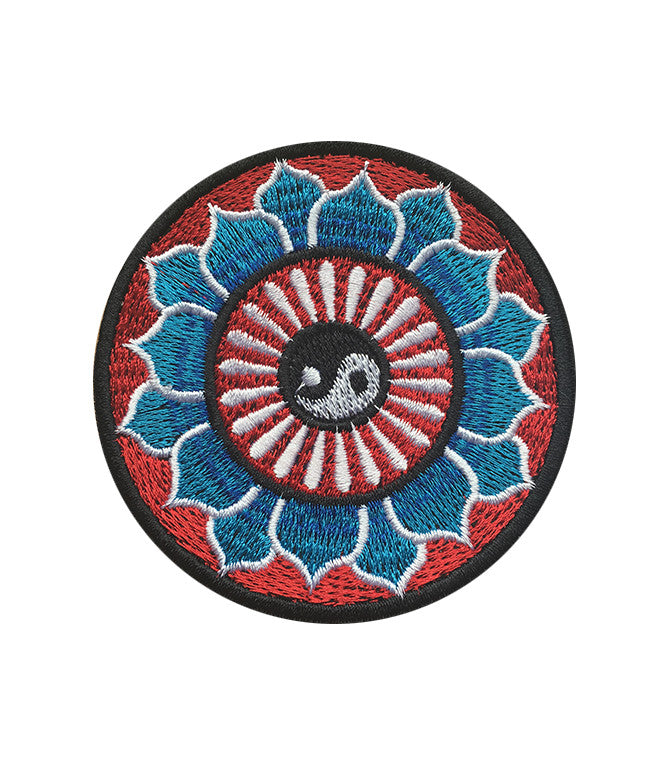 LOTUS LOVE YIN YANG PATCH