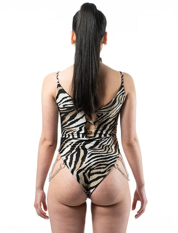 MAYA LEOTARD - WILD AT HEART