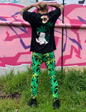 DOOF MEGGINGS - WEED