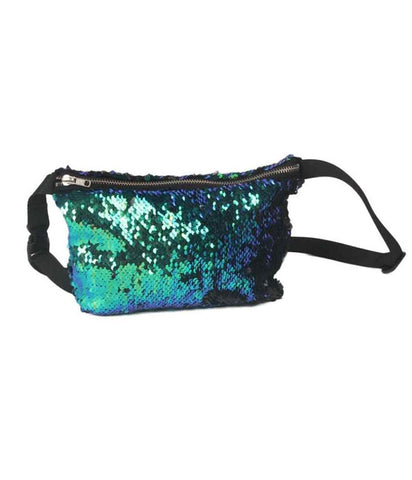 MERMAID SEQUIN BUMBAG
