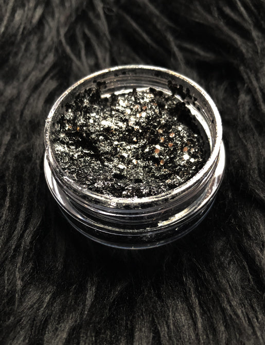 MIDNIGHT BIODEGRADABLE GLITTER GLUE