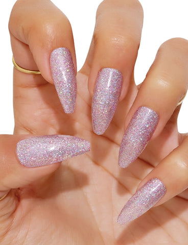TRE SHE FALSE NAIL SET - MOON LIT