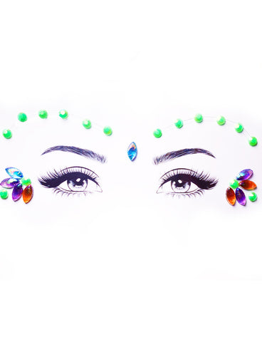 NEON DREAM FACE JEWELS