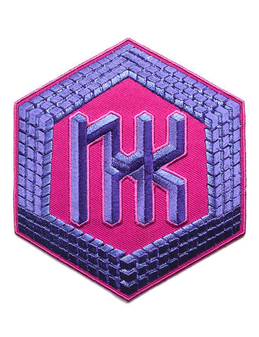 DIGITAL DRIFT NXK HEXAGON PATCH