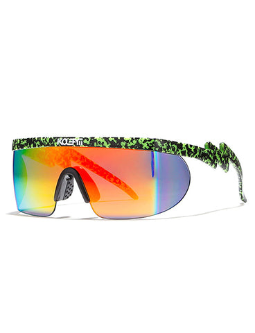 SPEED RACER SHADES - GREEN