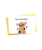 PAWAYS GREETING CARD
