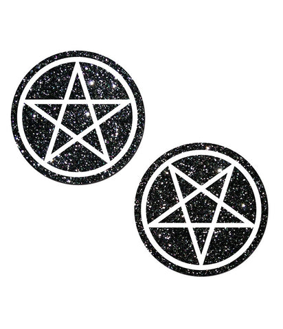 PENTAGRAM NIPPLE PASTIES