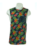PINEAPPLE SLEEVELESS TEE
