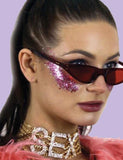 DISCO DOLL PINK ECO GLITTER