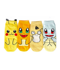 POKEMON GANG ANKLE SOCKS