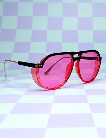 POLARISED SHADES - BLUE