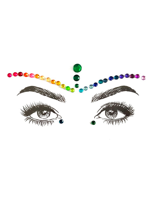 PRIDE FACE JEWELS
