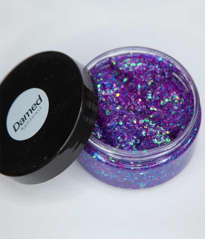 GLITTER ROOTS PURPLE HAIR GEL (TRAVEL SIZE)